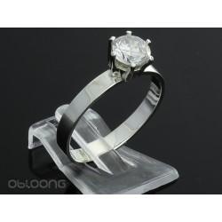 pierścionek cs Pur Blanc