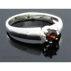 pierścionek csGarnet