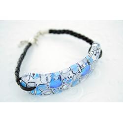 Murano Glass szkło weneckie pierścionek PP733
