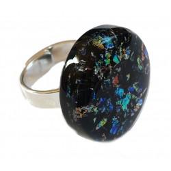 Murano Glass szkło weneckie pierścionek  BURANO PP743